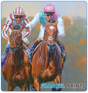 Racehorse Prints Horseracing Prints Limited Edition And